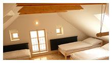 Ubytování Znojmo - Chalupa Na hradbách