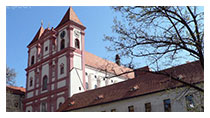 Loucký klášter Znojmo