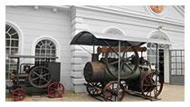 Muzeum motorismu Znojmo - chalupa Na hradbách